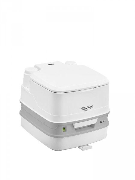 Thetford Porta Potti QubeTyp 335 mit HDK tragbare chemische Toilette