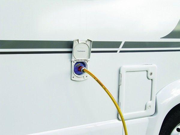 HEOSolution Heoswater Connector universal Tankdeckel mit Gardena-Anschluss