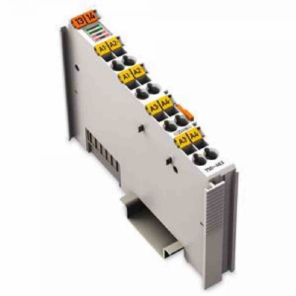 Analoges I/O-Modul DC Serie 750 24V