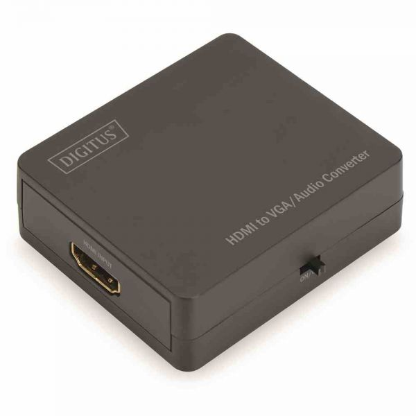 HDMI ->VGA Konverter mit Sound,1080p