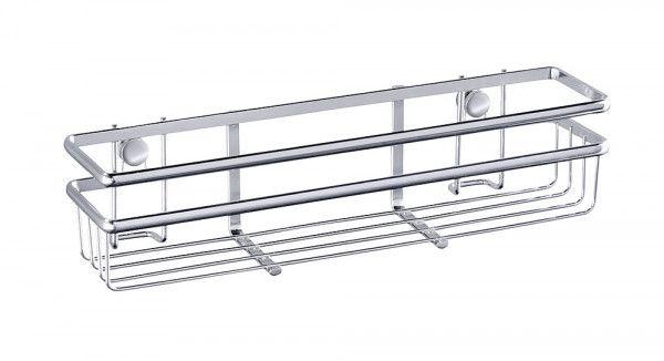 Wenko 54820100 Gewürzregal Style-Gewürzständer, verchromtes MetalLiter 30 x 7 x 7 cm, silber glänzen