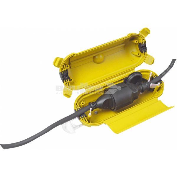 Sicherheitsbox Brunner Electro Safe Schuko