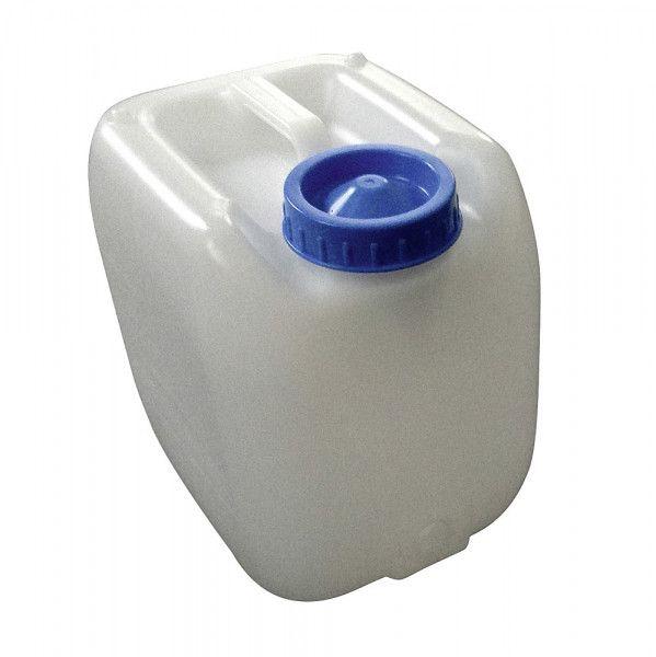 Wasserkanister 15 Liter - mit Deckel - Weithalskanister