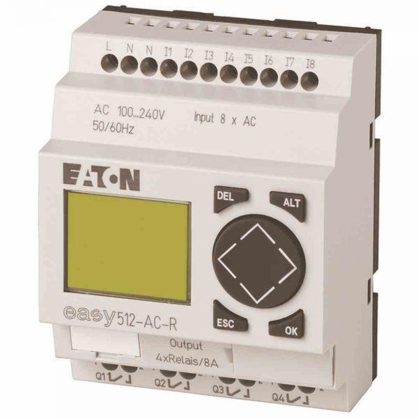 Steuerrelais AC 85-264V m.Relaisausg