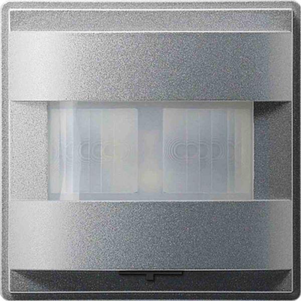 Bewegungsmeldersensor UP 1-180° alu IP44