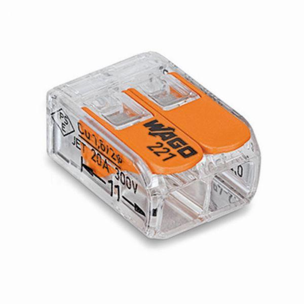 Steckklemme 2f 450V 32A 0,2-4qmm transp