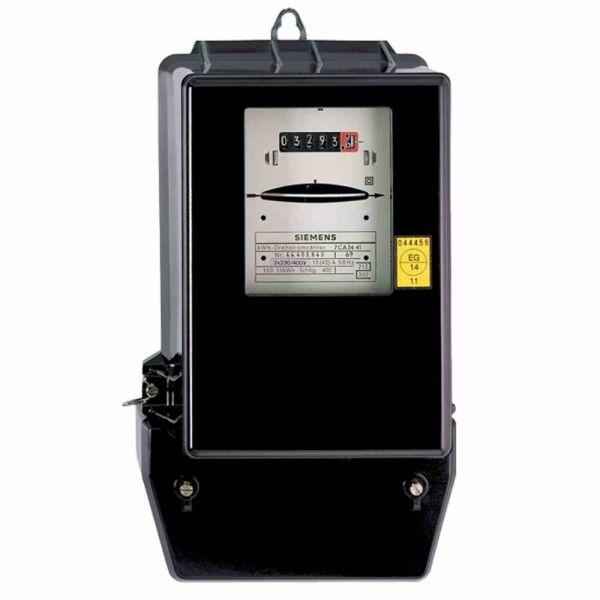 Drehstromzähler A 25A elektromech analog