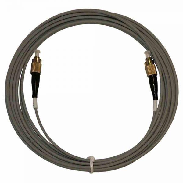 F126 optisches Kabel 20m FC/PC halogenfrei 9/125SM
