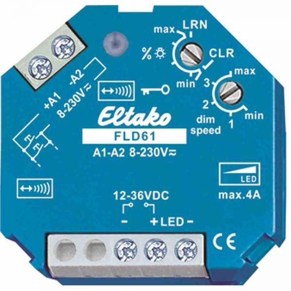 FLD61 Funk-Dimmaktor PWM-LED-Dimmschalter