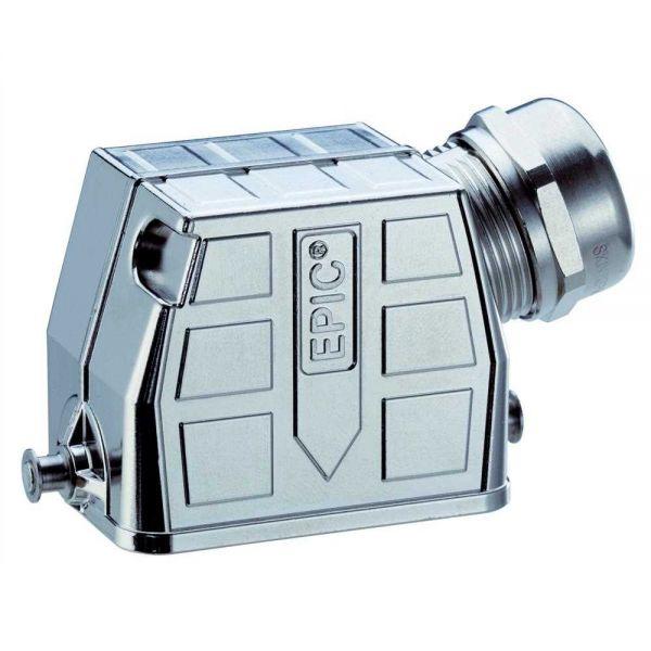 Tüllengehäuse Längsbügel Zink IP65
