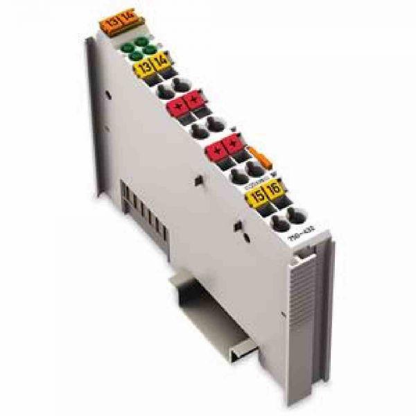 Digital I/O-Modul DC Serie 750 18-31,2V 4Eing
