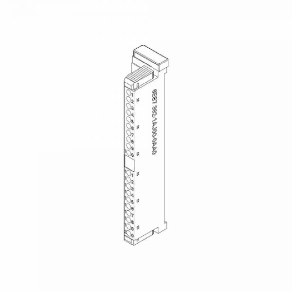 SPS-Frontstecker SIMATIC, 20p