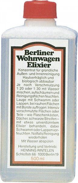 Berliner Wohnwagenelexier 500 ml