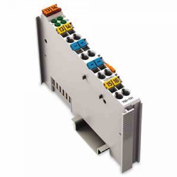 Ausgangsklemme Digital 4 DO, 24VDC, 0,5 mA
