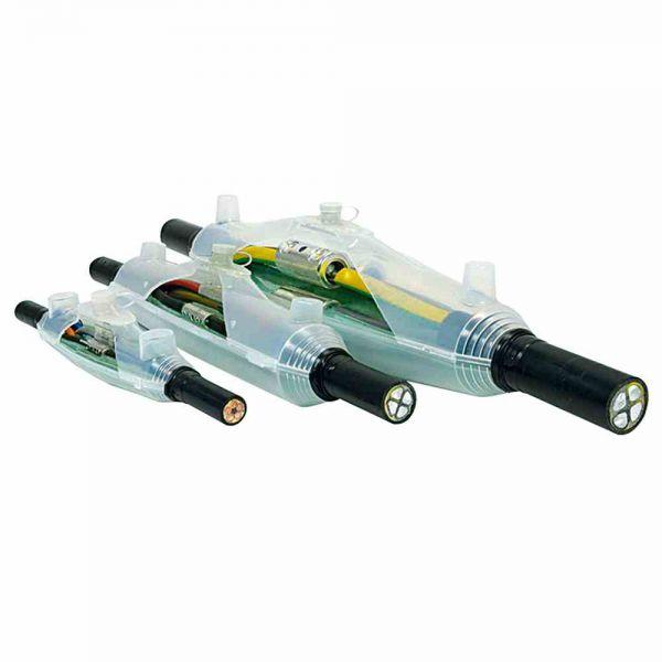 GHV-Muffe I-4 4x95mm² PUR33 Gießharz, 0,6/1kV