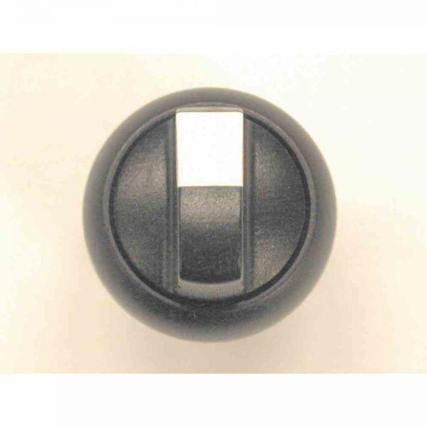 Knebelschalter 2stuf rnd Ø22,5mm