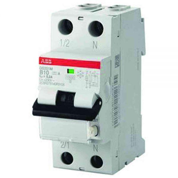 FI/LS-Schutzschalter 1p+N B10 0,03A 230V A 2TE REG