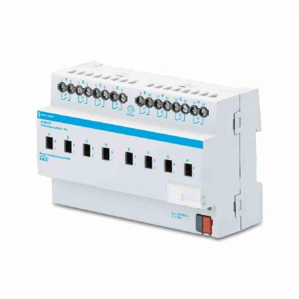 Binärausgang 8-fach 16A 8-fach Schaltaktor
