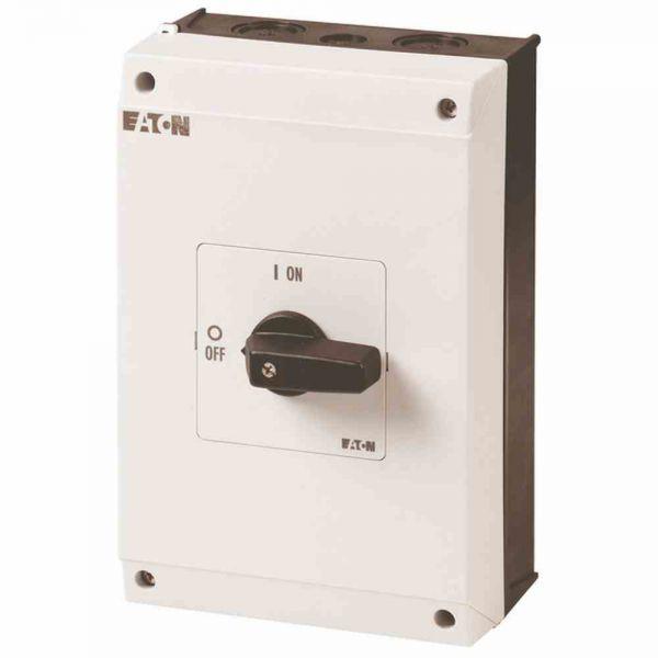 Lasttrennschalter 63A 3p IP65 m.Geh 30kW/AC