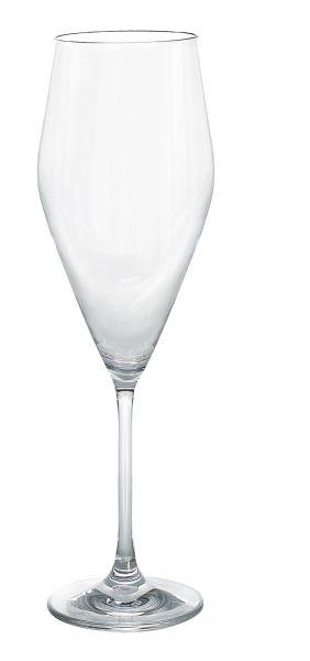 Champagner Glas Eleganza (2er Set)