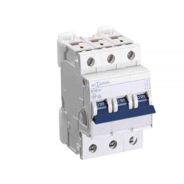 Leitungsschutzschalter Z 1A 3p 400V 10kA 3TE AC