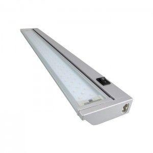 LED-Unterbauleuchte Rolux 9W schwenkbar warm-weiß LLH-201