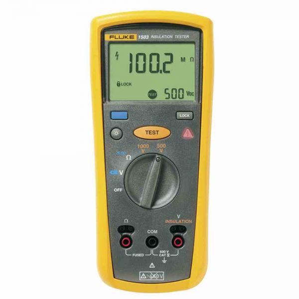 1503 Isolationsmessgerät 500V und 1000V