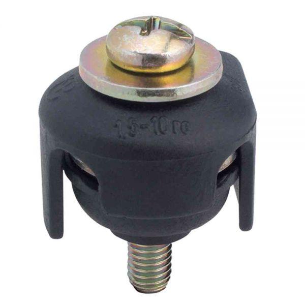 Schraub-Abzweigklemme 1,5-10mm² f. CU-Leiter
