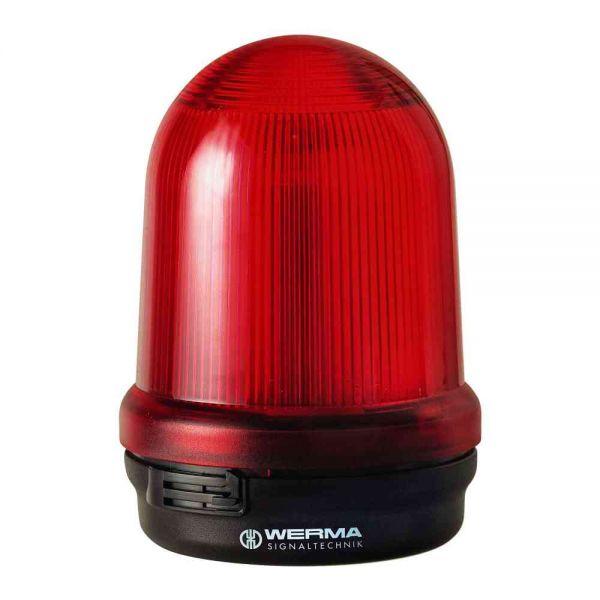 LED-Blitzleu.BM 230V RD