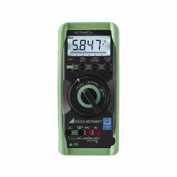 Multimeter a/d man/auto 600VAC/0,01mV