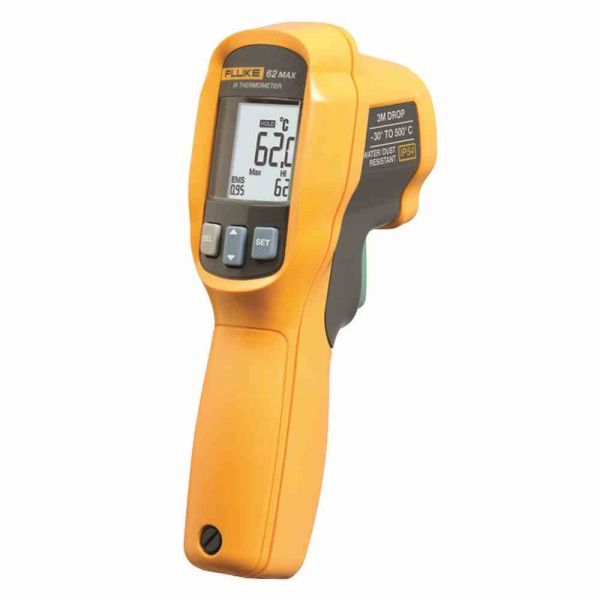 62 MAX IR-Thermometer -30...500°C, MIN/MAX Hold