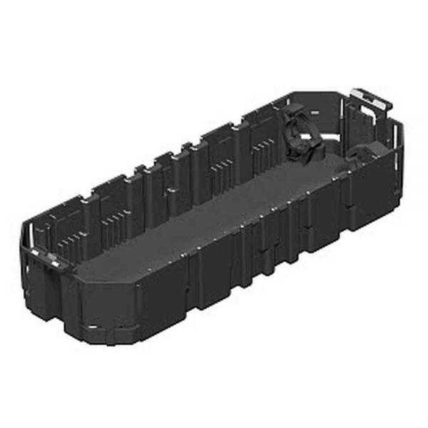 Gerätebecher 3f PA 208x76x36mm schraub