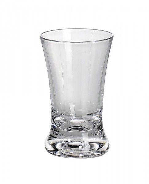 Schnapsglas Gimex 4-er-Set, klar