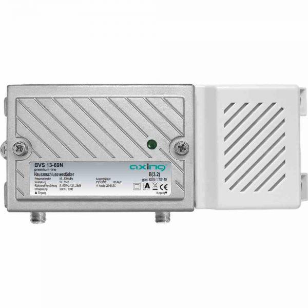 Hausanschlussverstärker 1Eing 1Ausg 30dB/UHF