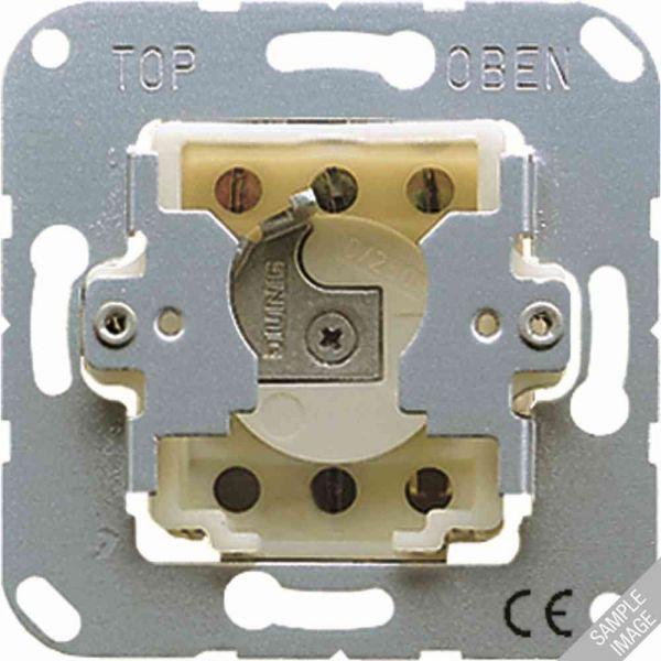 Jalousietaster 1p UP Schlüssel IP20