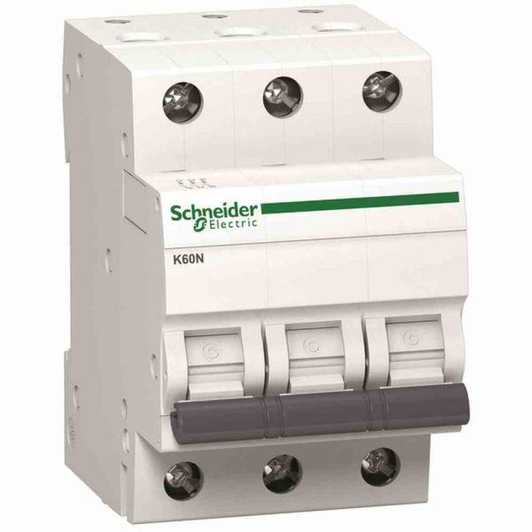 Leitungsschutzschalter C 16A 3p 400V 6kA 3TE AC