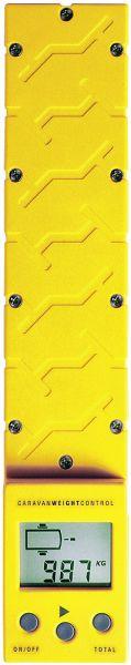 Reich Caravan Weight Control - Einachser bis 1000 kg gelb