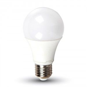 LED-Leuchtmittel V-TAC LED Bulb - 10W E27 A60 Thermoplastic Warm White 4209