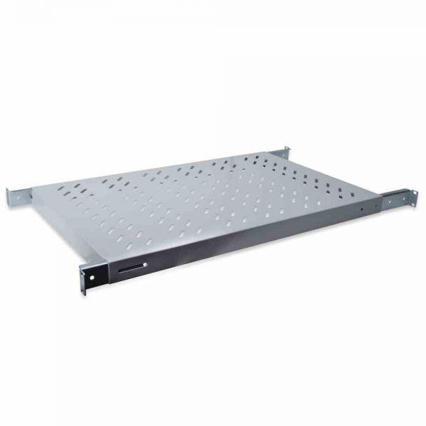 """PL Fachbod. 700-1180mm lg 1HE, 50kg, 48,3cm (19"""")"""