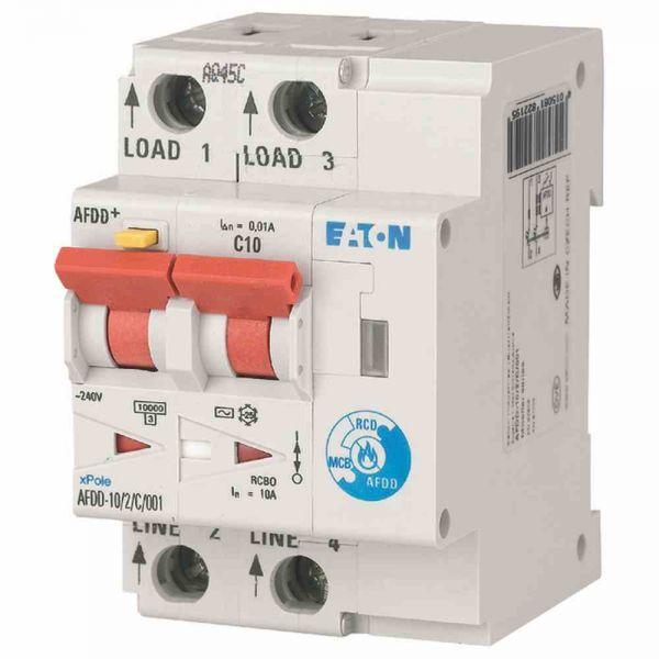 Brandschutzschalter 2p 230V B10A 0,03A A 3TE