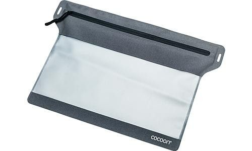 Cocoon Zippered Document Bags - black - M