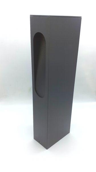 SLV SLOTBOX 40 Aluminium anthrazit Außenleuchte