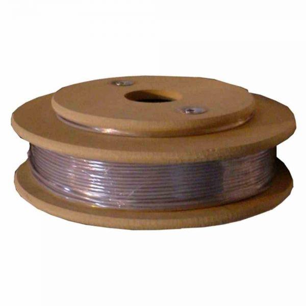 F129 optisches Kabel 50m FC/PC halogenfrei 9/125SM