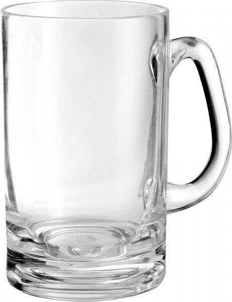 Brunner Bierkrug 2 Stück, 550 ml