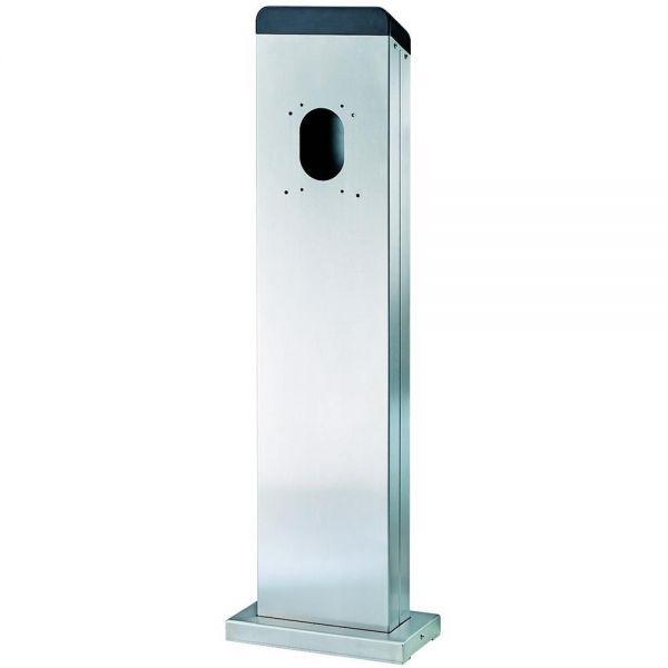 Edelstahlsäule für AMTRON 1330x300x120mm