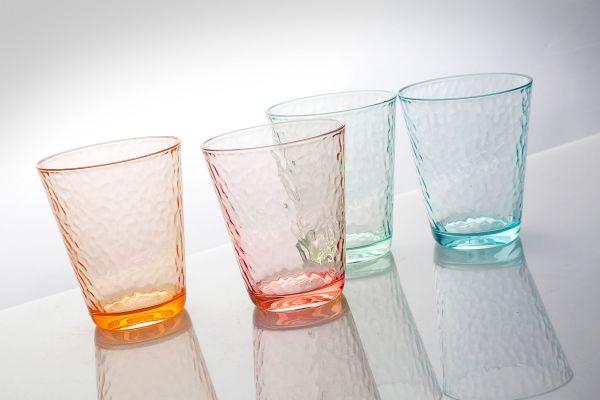Trinkglas Brunner Set Vintage assorted
