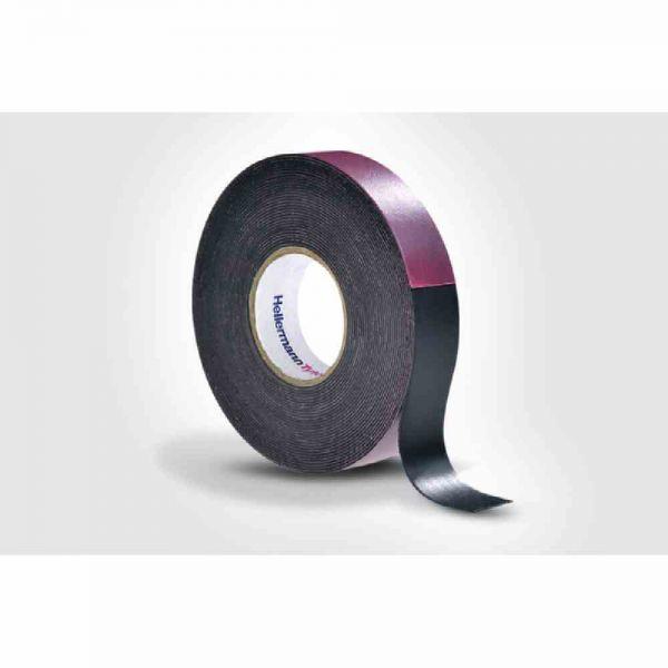 Isolierband Kautsch 19mm 6,7m sw 80°C 0,76mm