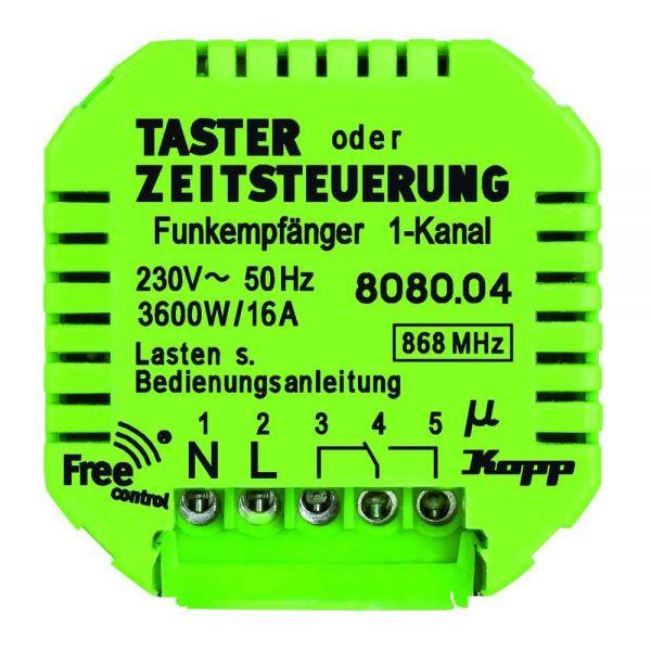 Funkempfänger UP 230V/AC f.Schalter