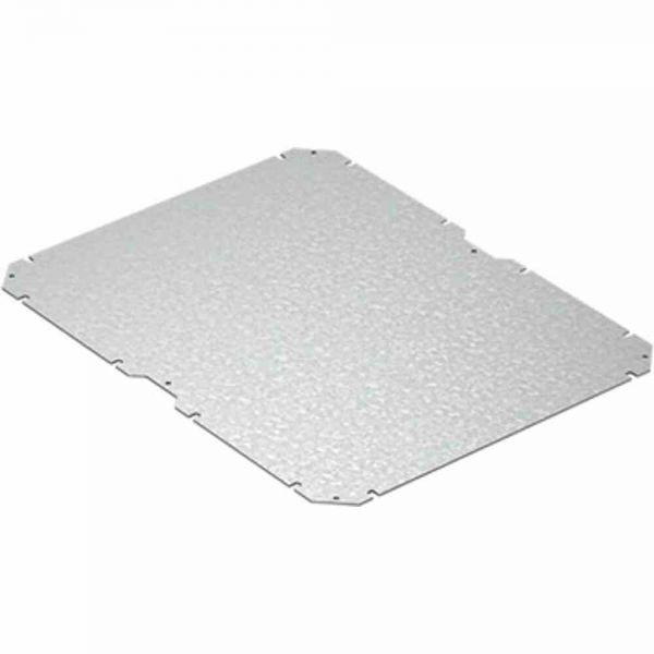 Montageplatte Verteiler Kst unbeh 350x450mm