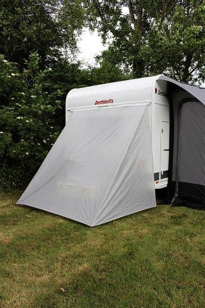 Universal Abstellzelt für Reisemobile, Wohnwagen Gerätezelt Lagerungszelt